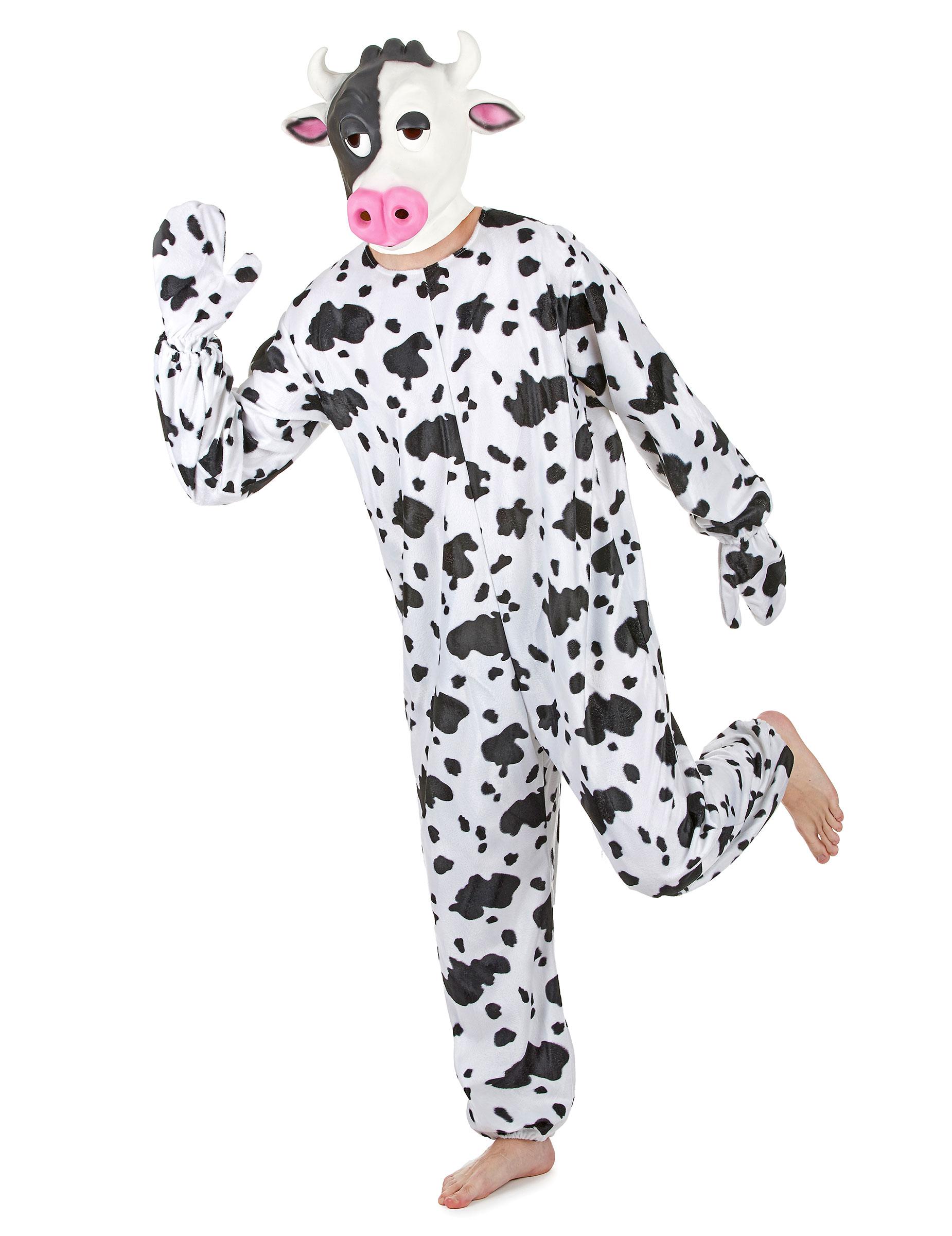 Déguisement vache adulte, décoration anniversaire et fêtes à thème