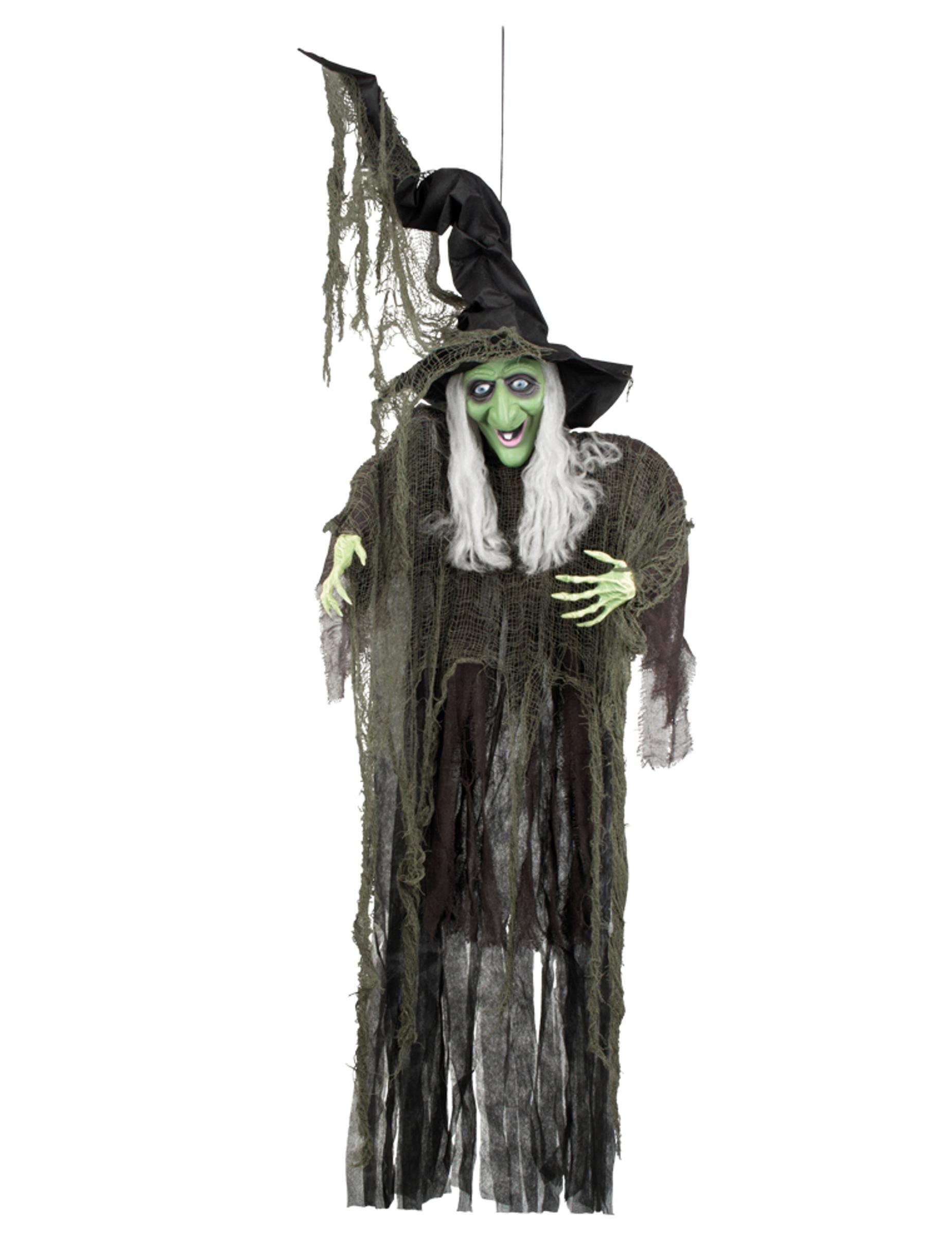 Decoration Sorciere Halloween.Décoration à Suspendre Sorcière Halloween 190 Cm Décoration Anniversaire Et Fêtes à Thème Sur Vegaoo Party