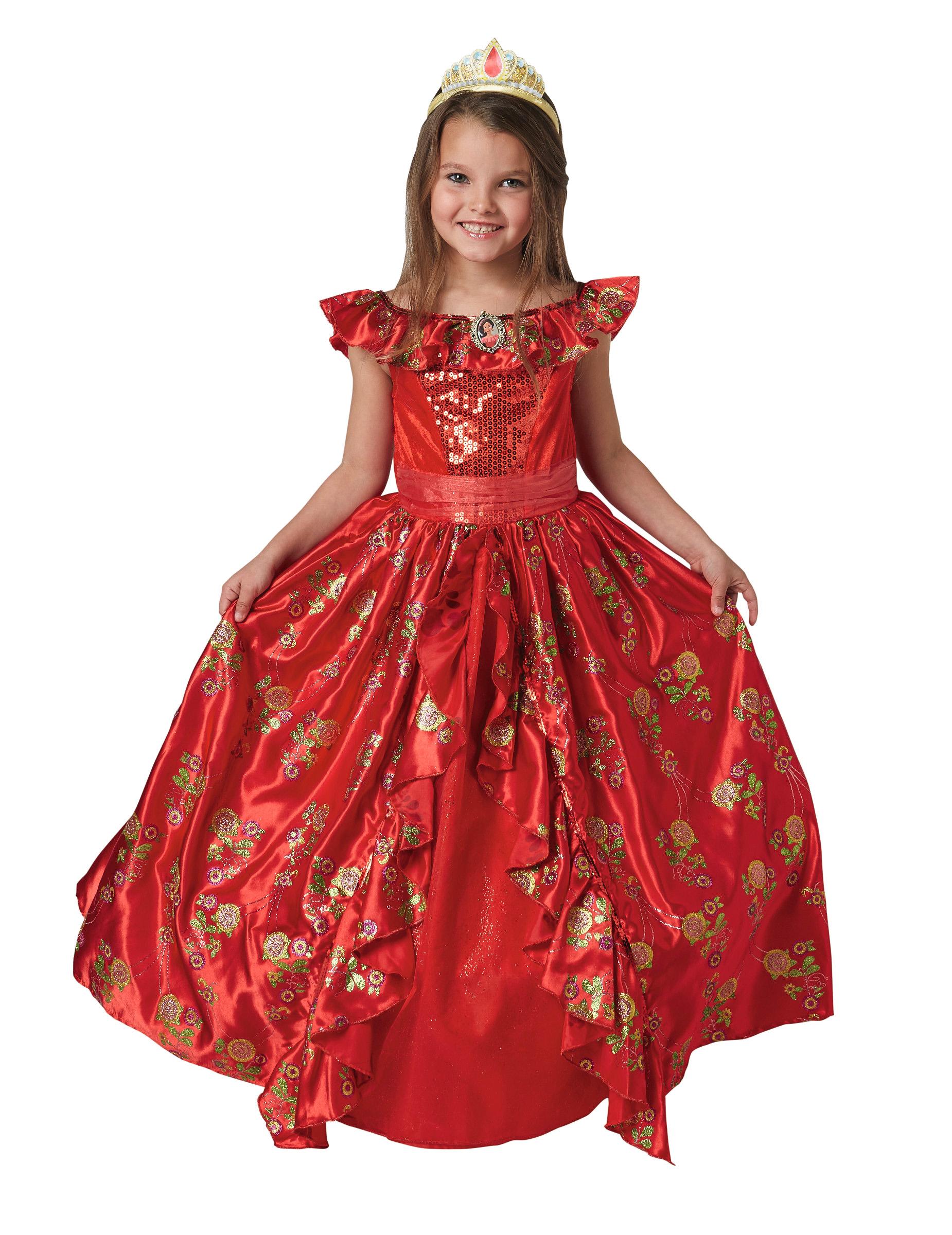 12d234619633d Déguisement robe de bal Elena d Avalor™ fille