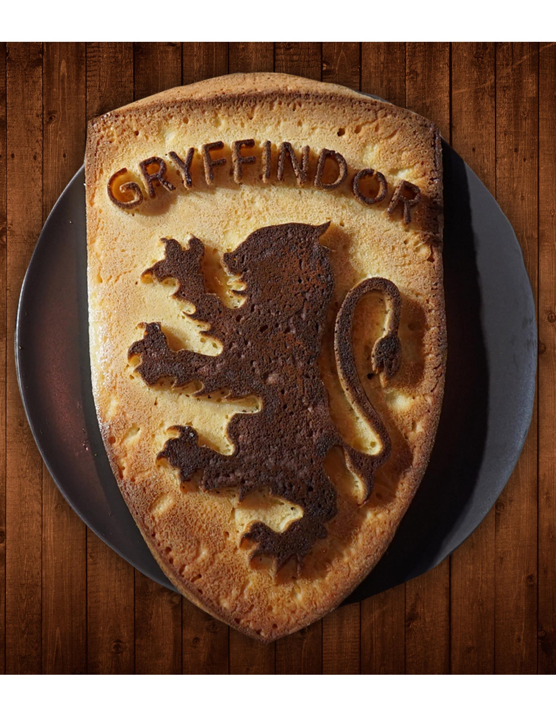 Moule à Gâteau En Silicone Gryffindor Harry Potter Rouge 27 X 185 Cm