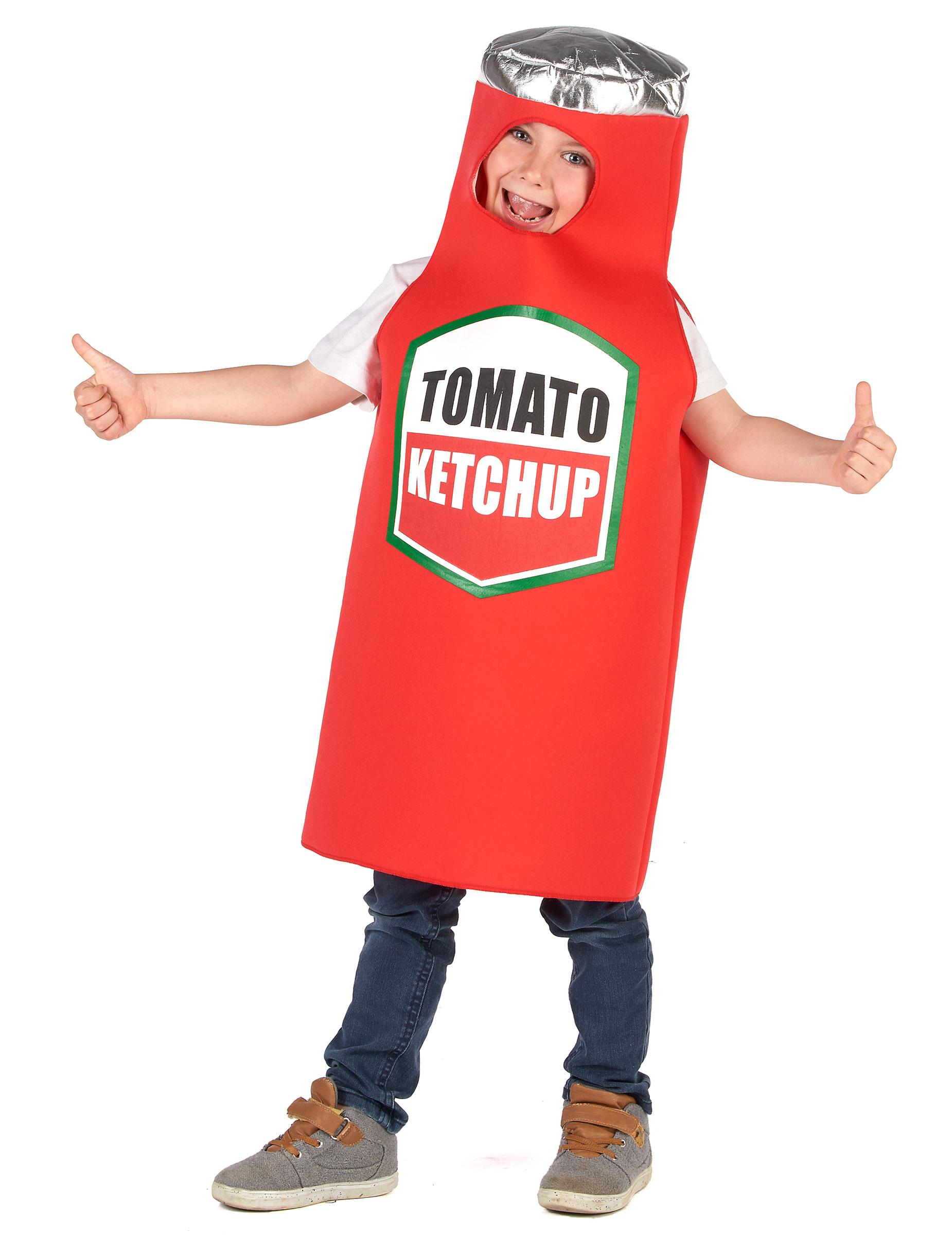 D guisement ketchup enfant d coration anniversaire et - Decoration table anniversaire 20 ans ...