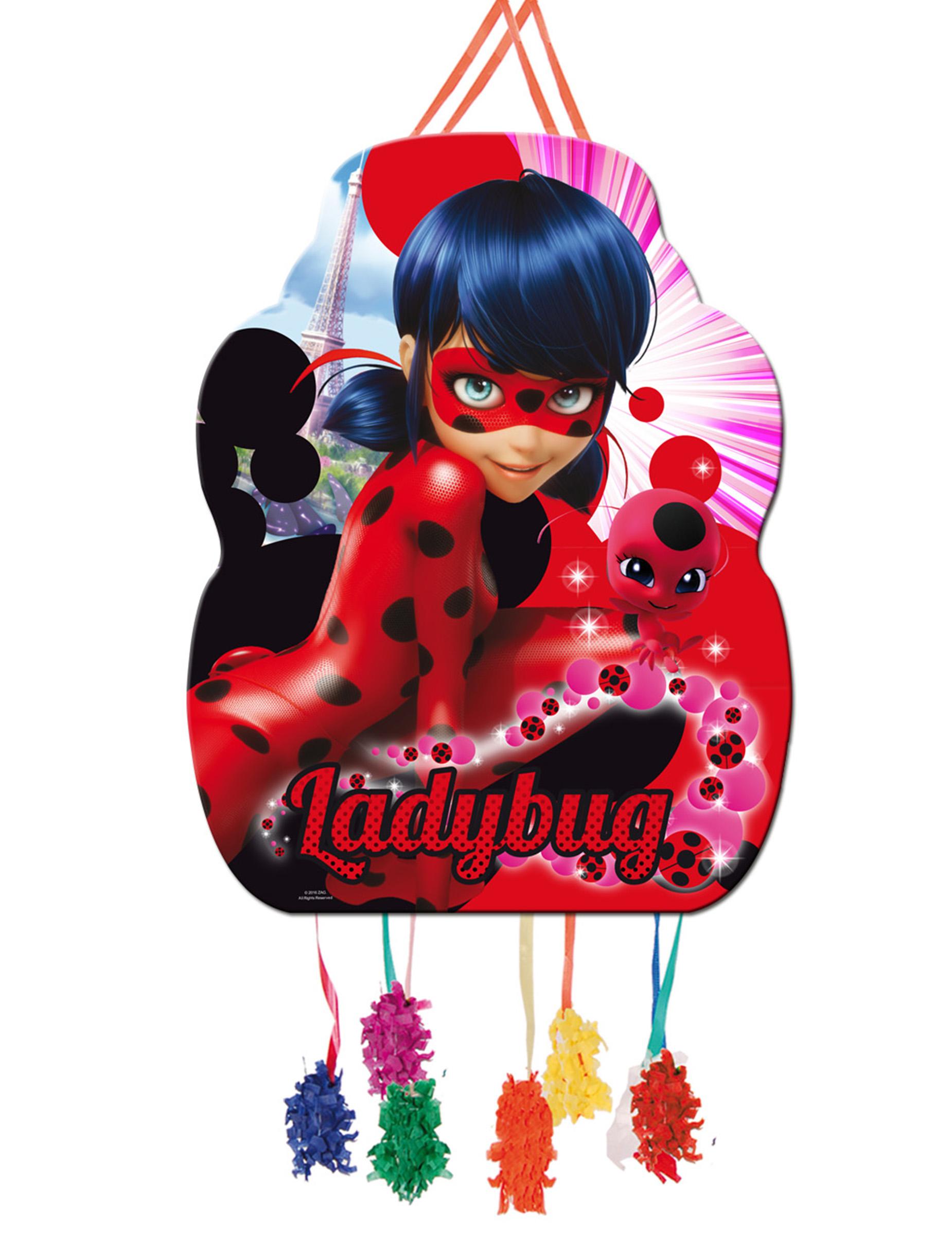 Pinata Ladybug 46 Cm Decoration Anniversaire Et Fetes A Theme Sur