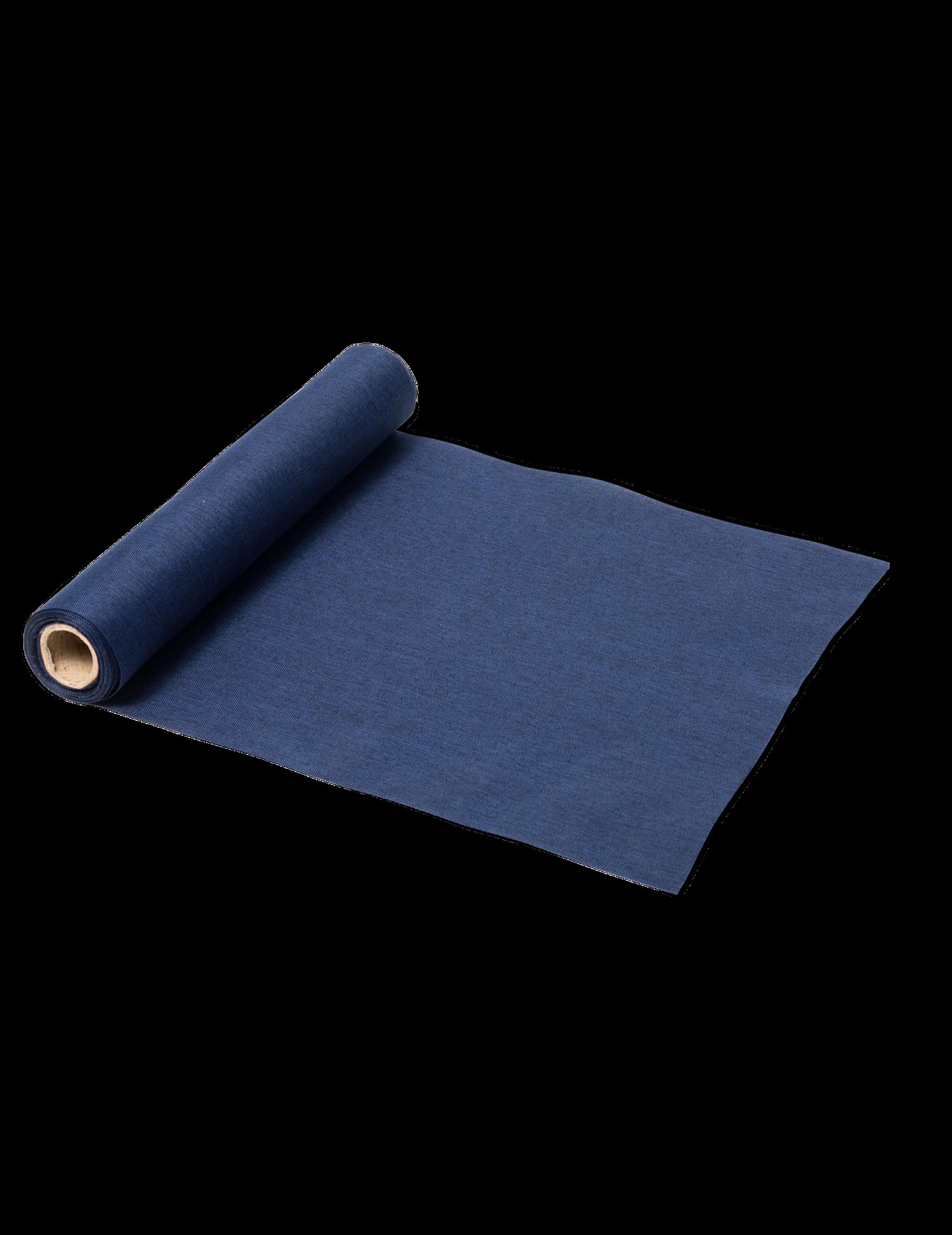 chemin de table en lin bleu marine 28 cm x 5 m d coration anniversaire et f tes th me sur. Black Bedroom Furniture Sets. Home Design Ideas