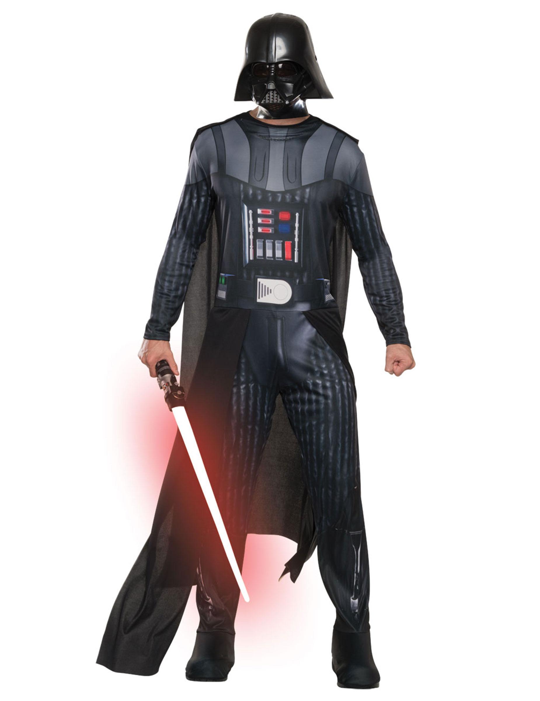 Déguisement Dark Vador Star Wars Adulte Décoration Anniversaire Et Fêtes à Thème Sur Vegaoo Party