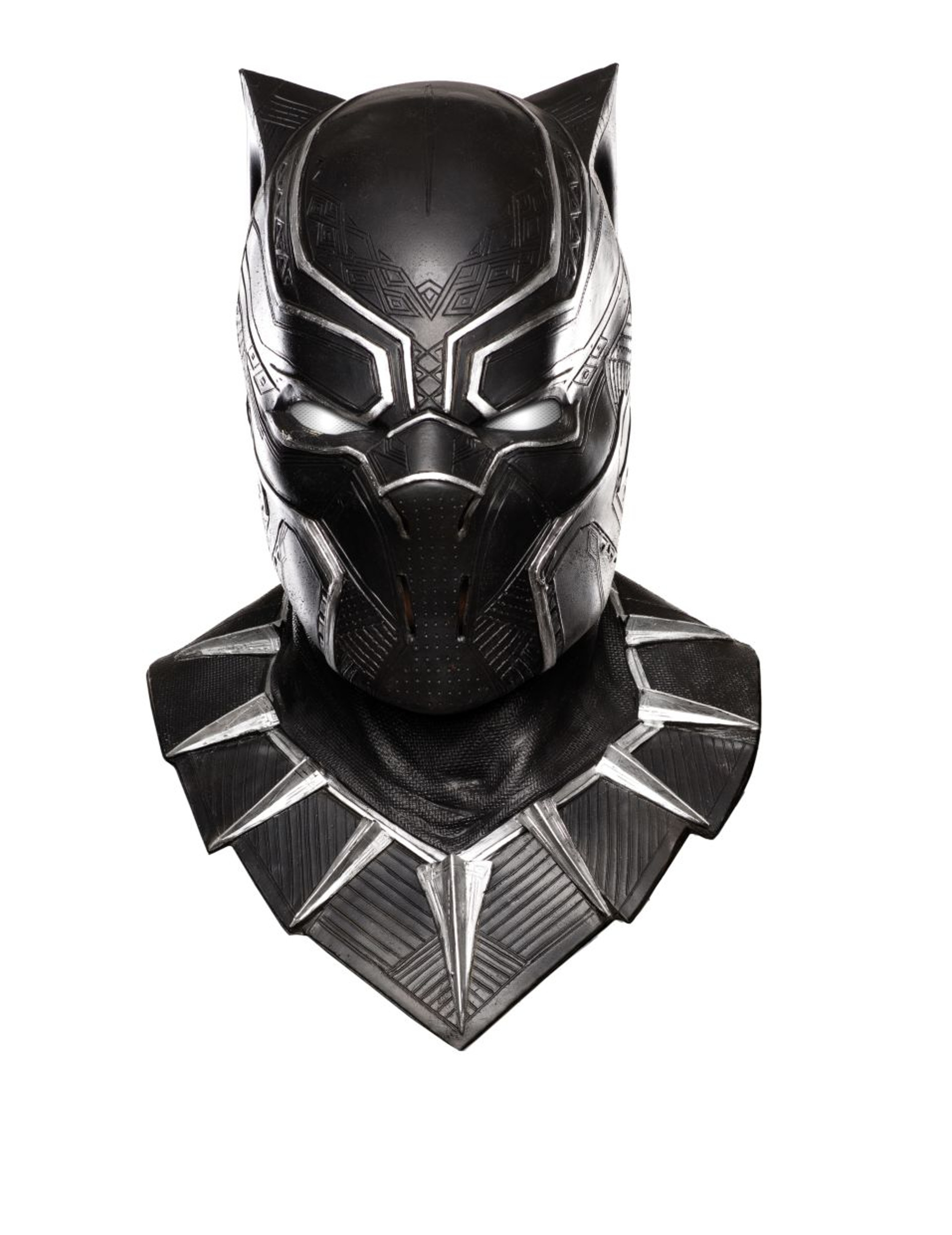 Masque En Latex Deluxe Black Panther Captain America Civil War