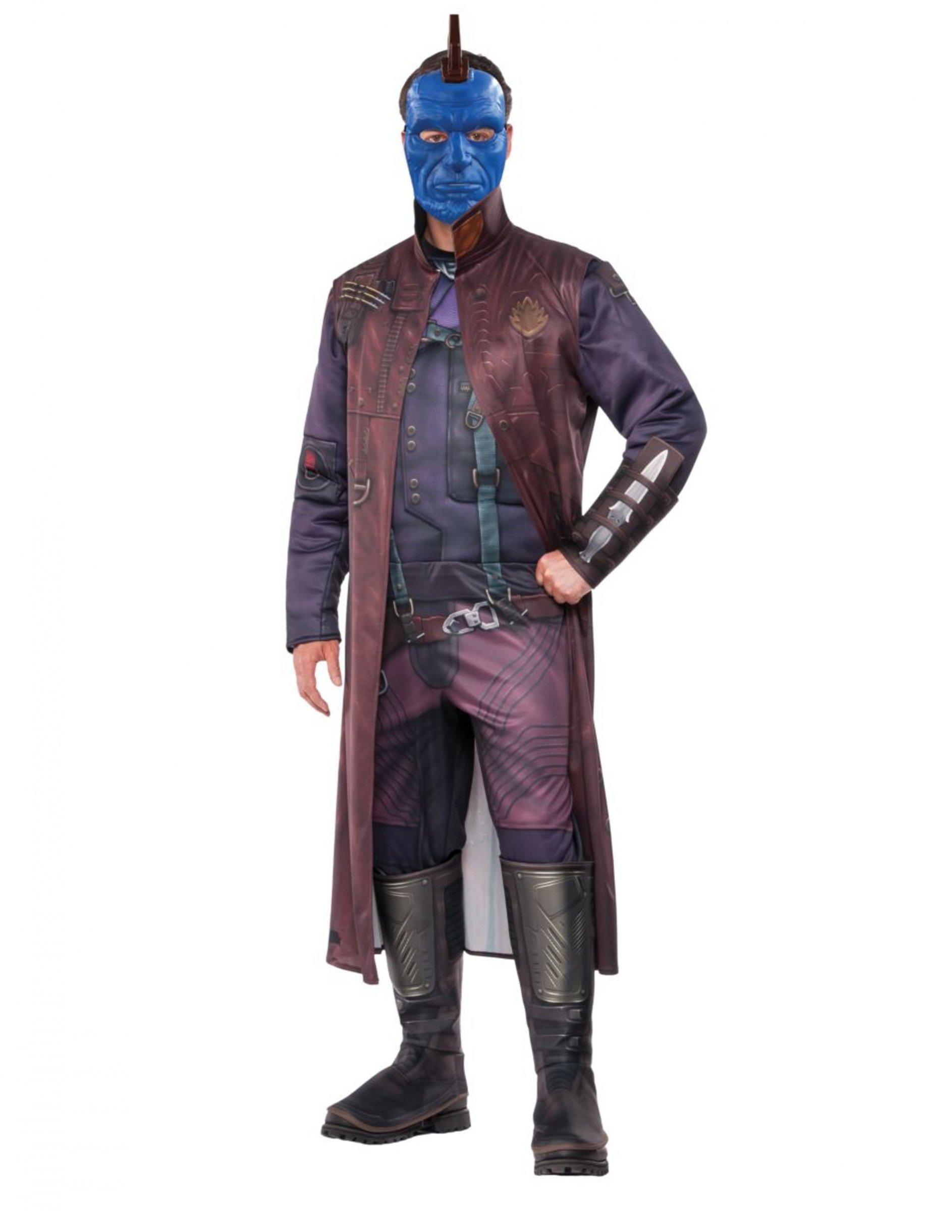 Deguisement Deluxe Yondu Les Gardiens De La Galaxie 2 Adulte