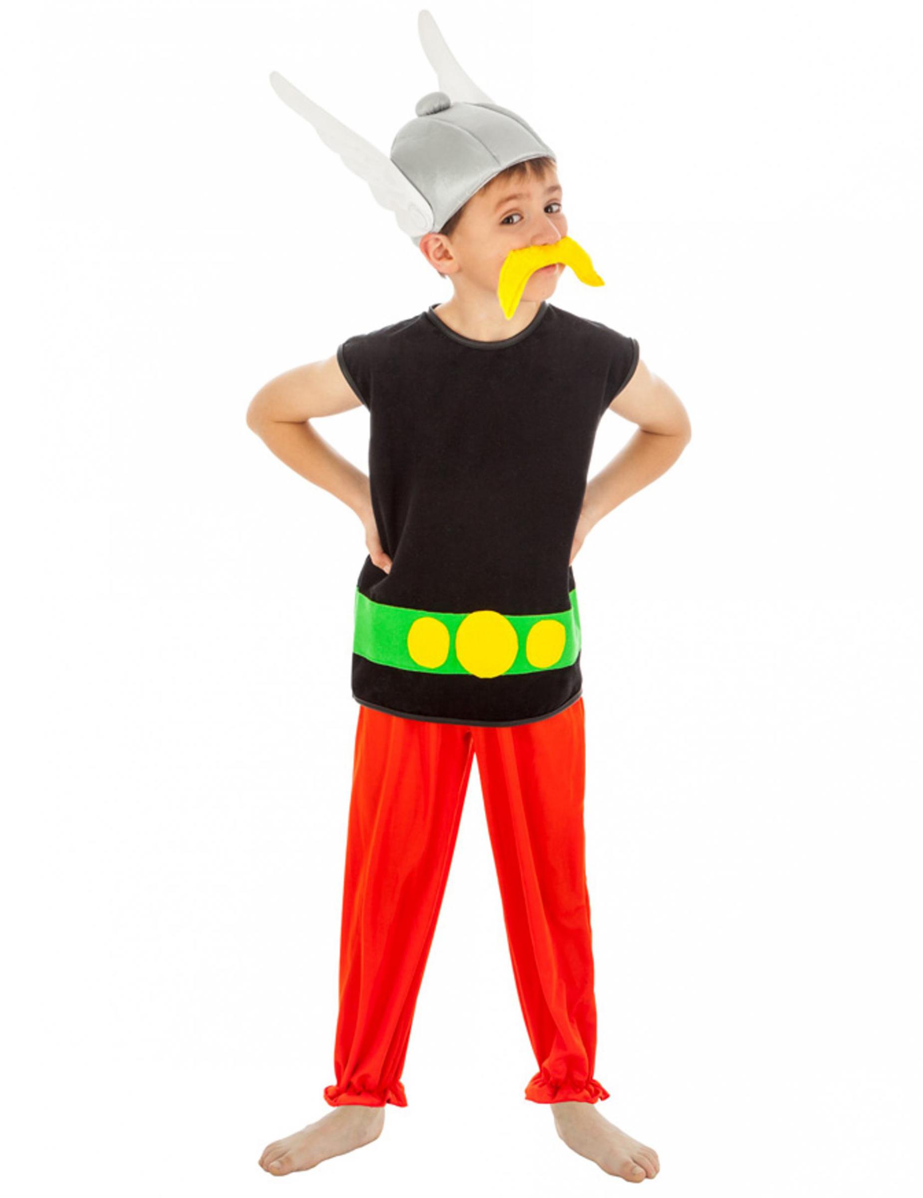 Déguisement Homme Petit GAULOIS XL Adulte Asterix Dessin Animé Film Obélix NEUF
