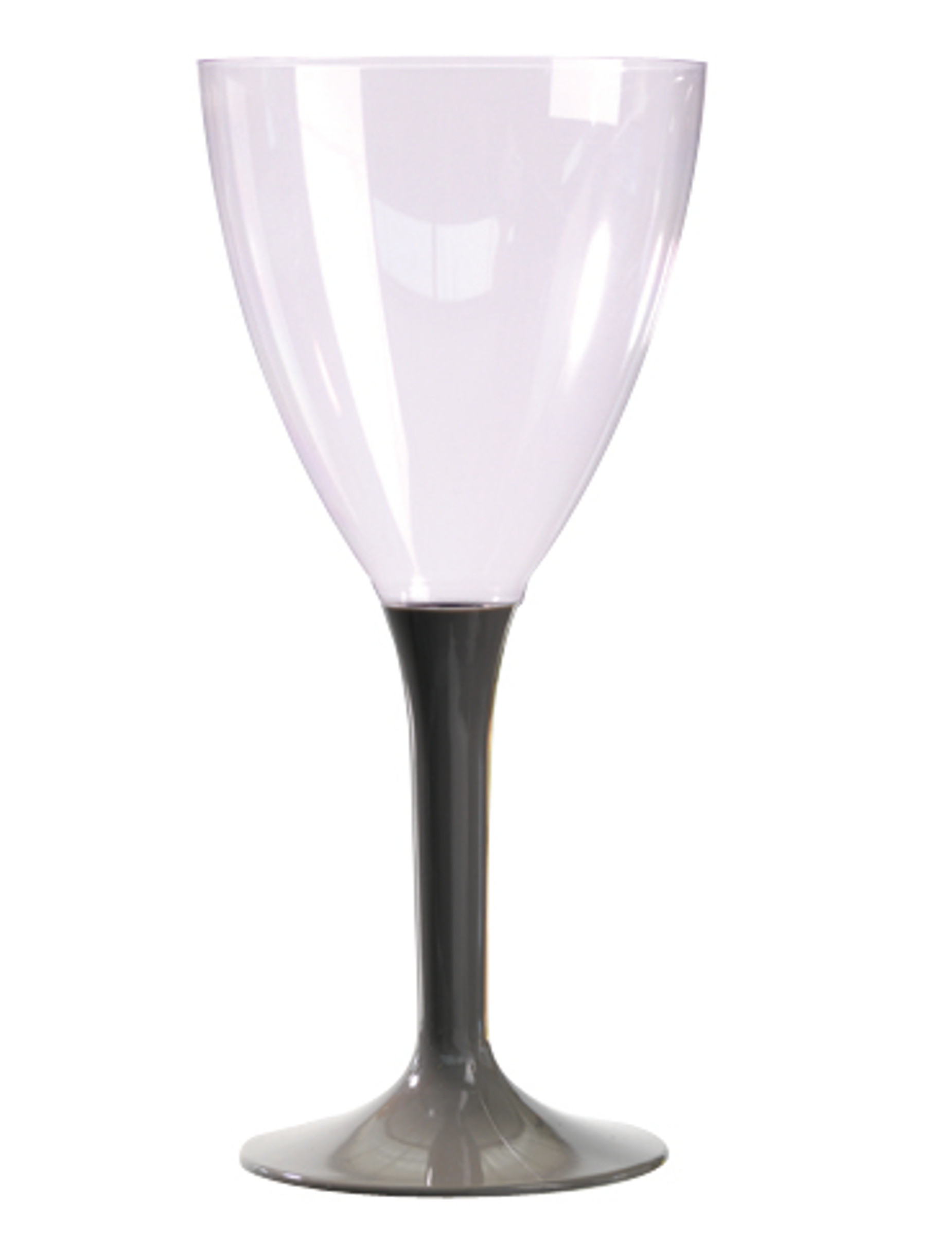 10 Verres à vin pied taupe 160 ml, décoration anniversaire et fêtes à thème sur Vegaoo Party