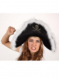 Chapeau de pirate adulte
