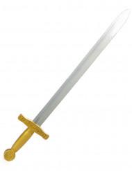 Epée chevalier médiéval enfant en plastique