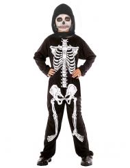 Déguisement squelette garçon Halloween