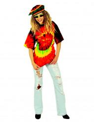 Déguisement rasta hippie adulte