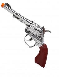 Pistolet sonore de cowboy en plastique