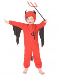 Déguisement diable rouge enfant Halloween
