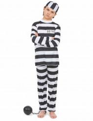 Déguisement prisonnier enfant
