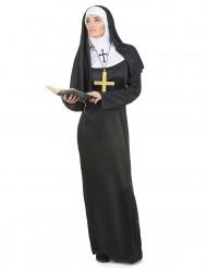 Déguisement nonne femme