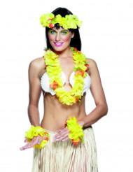 Kit jaune Hawaï