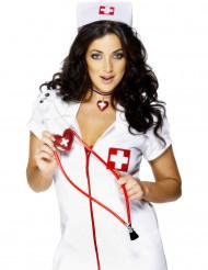 Stéthoscope infirmière