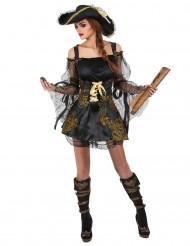 Déguisement pirate femme