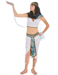 Déguisement court reine d'Égypte femme