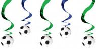 Décorations a suspendre football
