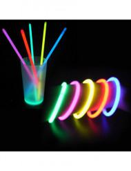 100 Bracelets phosphorescents