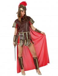 Déguisement centurion femme