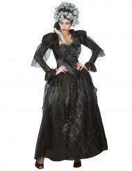 Déguisement comtesse vampire baroque femme
