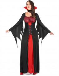 Déguisement vampire élégant femme Halloween