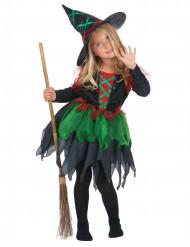 Déguisement sorcière des bois fille Halloween
