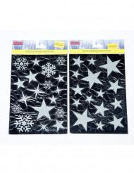 Stickers Noël etoiles