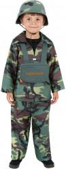 Déguisement soldat armée de l'air garçon