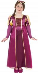 Déguisement medieval fille
