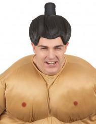 Perruque sumo adulte