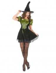 Déguisement sorcière adulte Halloween
