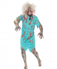 Costume patient zombie adulte Halloween