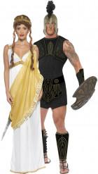 Costume couple Achille et Helen de Troie™
