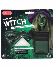 Kit maquillage sorcière adulte halloween