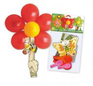 Kit ballons fleurs