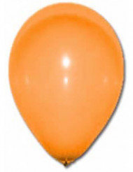 24 Ballons orange 25 cm