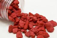 Pierres de décoration rouges 400 grammes