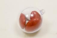6 Petites boules transparentes