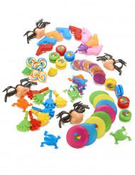 64 Petits jouets pour piñata