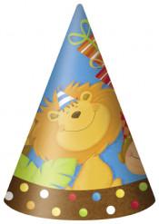 8 Chapeaux Jungle Party