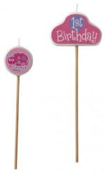 Bougie First birthday