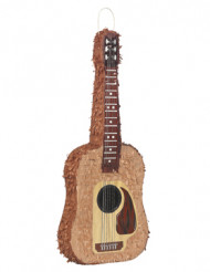 Piñata Guitare 71 x 27 cm