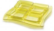 Plateau apéritif jaune