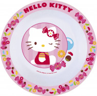Bol mélamine Hello kitty™fille