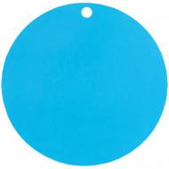 10 Marque-places carton Turquoise