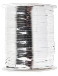 Bolduc brillant argent 10 mm x 25 m